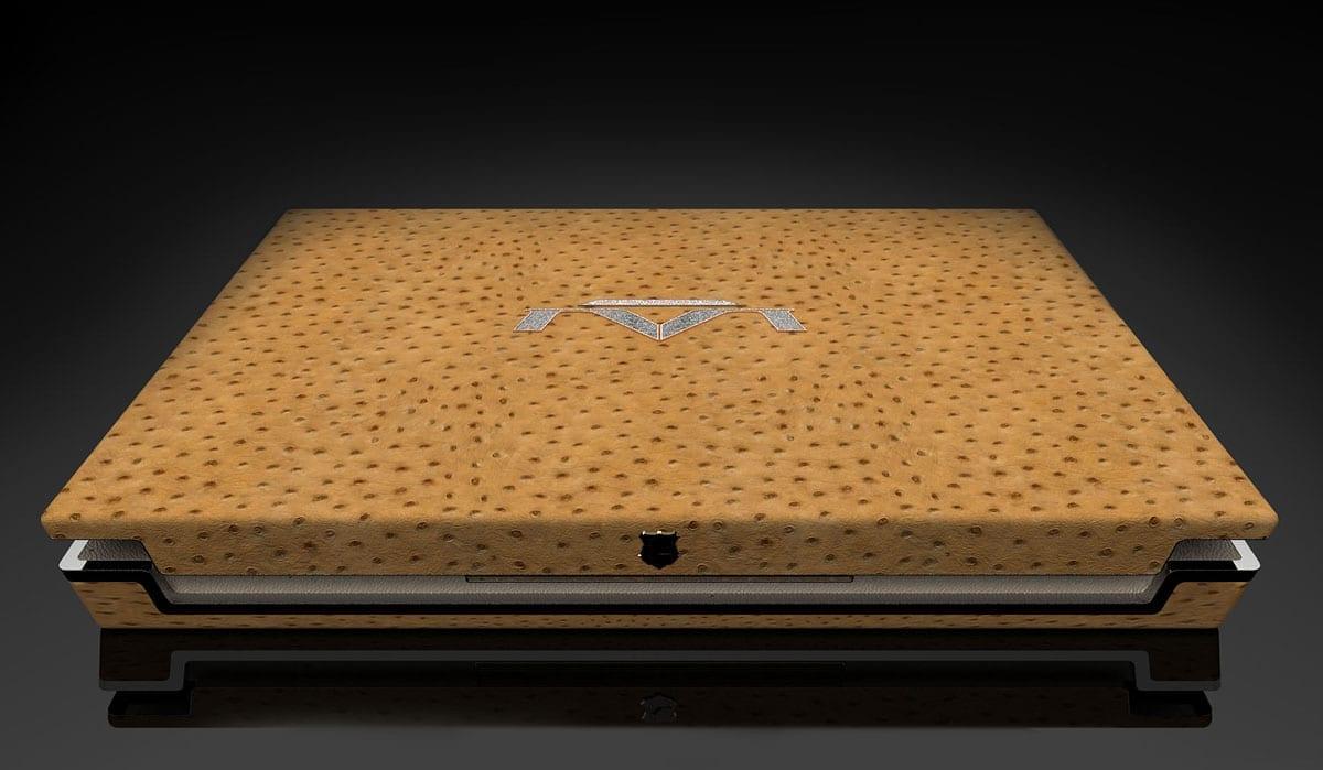 Самый дорогой ноутбук от Luvaglio