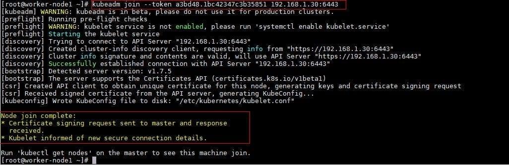 kubeadm-node1